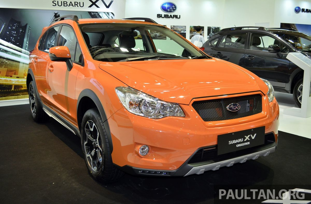 hight resolution of subaru xv impreza forester recalled due to wiring harness coating concerns malaysian units affected