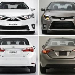 All New Camry Paultan Toyota Yaris Trd Terbaru Corolla-us-vs-global