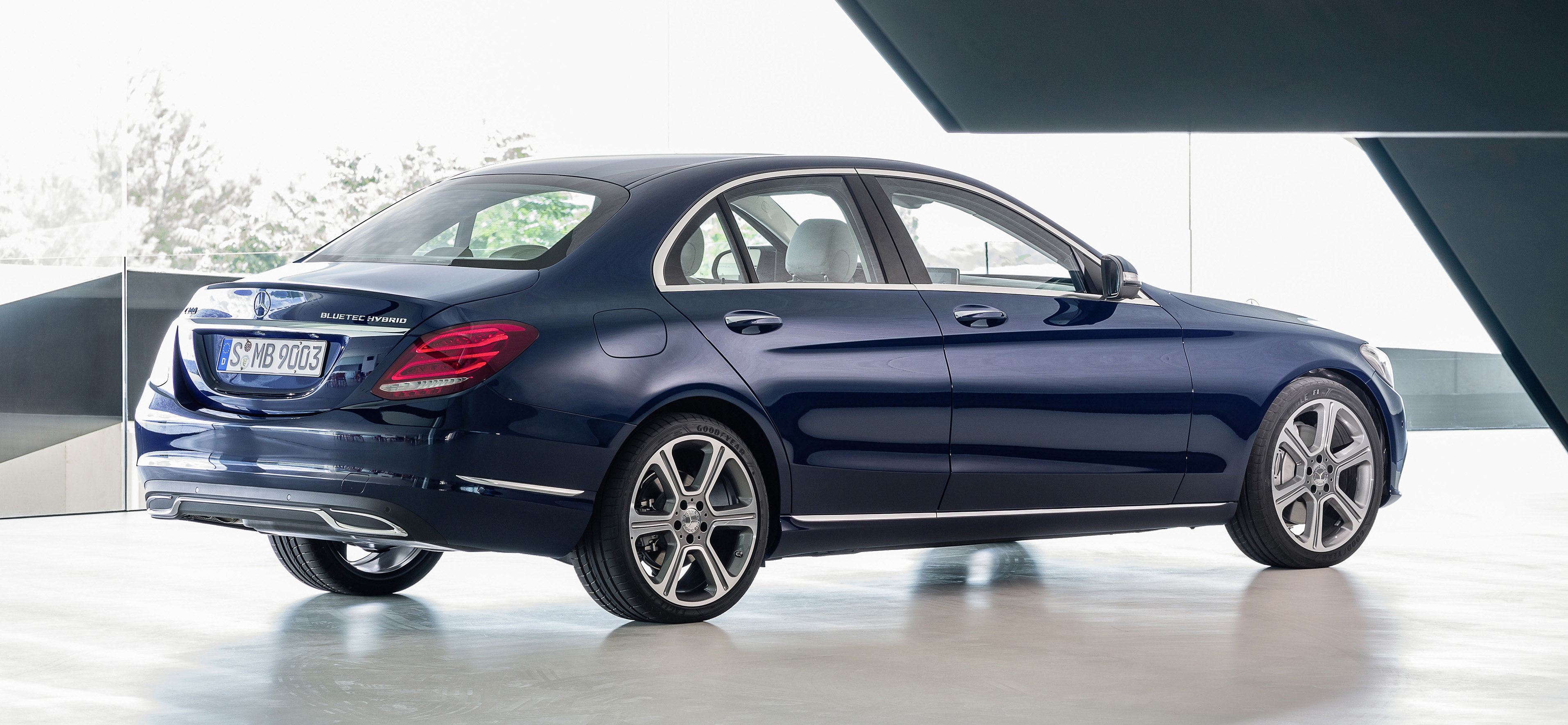 W205 Mercedes Benz C Class First Details Released Paul
