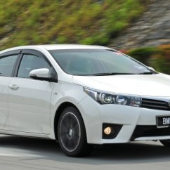 New Corolla Altis On Road Price All Kijang Innova 2.0 Q A/t Driven 2014 Toyota 2 0 V Malaysian Review 116