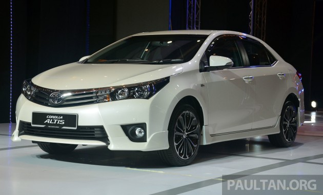 new corolla altis launch date toyota yaris trd sportivo 2014 officially launched 29