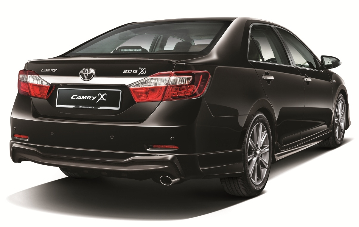 all new camry paultan grand avanza veloz toyota 2.0g x – images of variant released paul ...