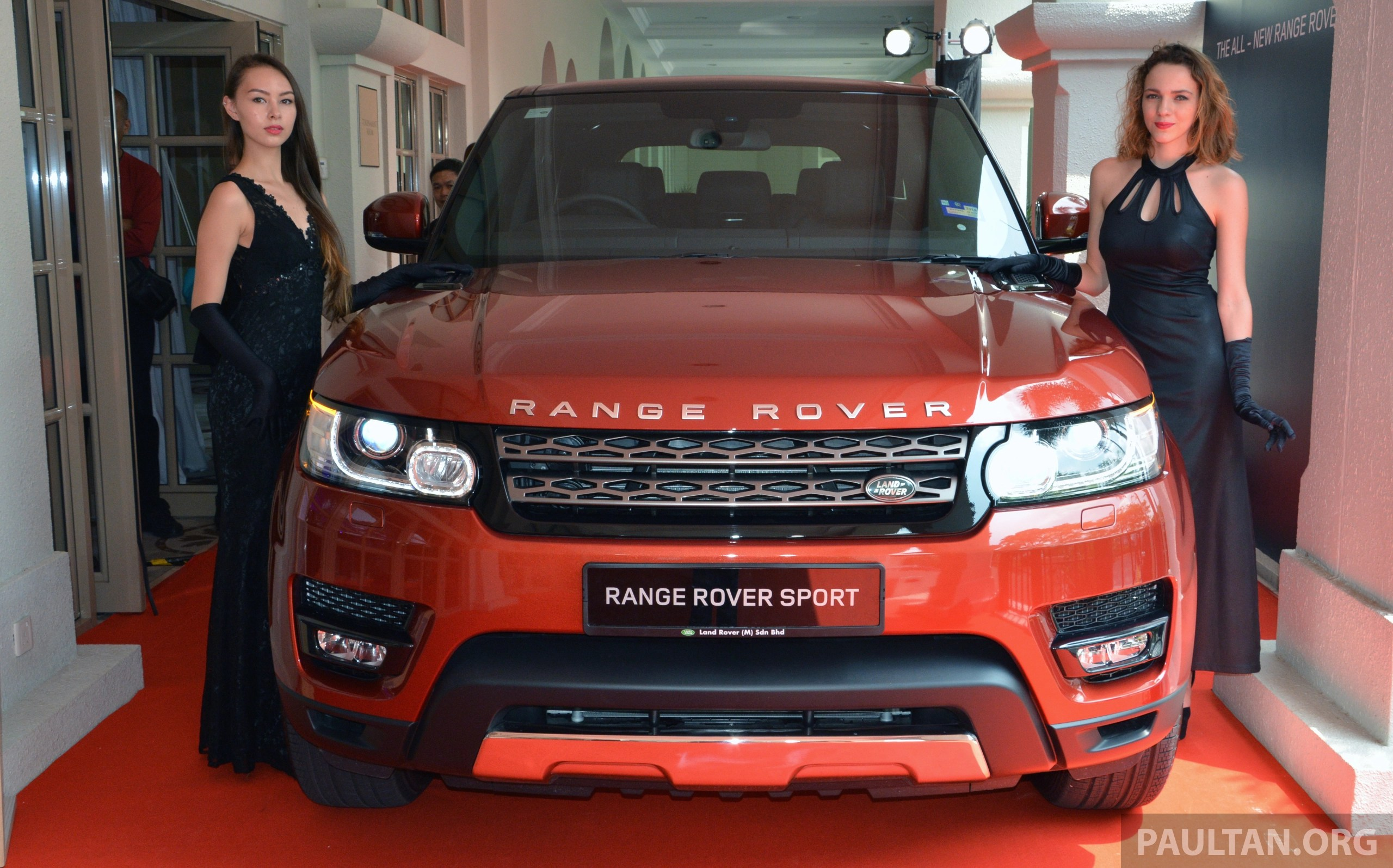 GST Land Rover s new prices some up some down