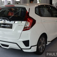 Toyota Yaris Trd Vs Honda Jazz Rs Grand New Veloz Modif Gallery 2014 Modulo And Mugen Kits Kit 1
