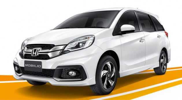 grand new veloz 1.5 vs mobilio rs harga all innova venturer honda mpv launched in thailand from rm60k