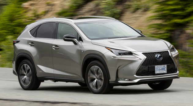 Driven Lexus Nx 200t Suv Malaysian Review
