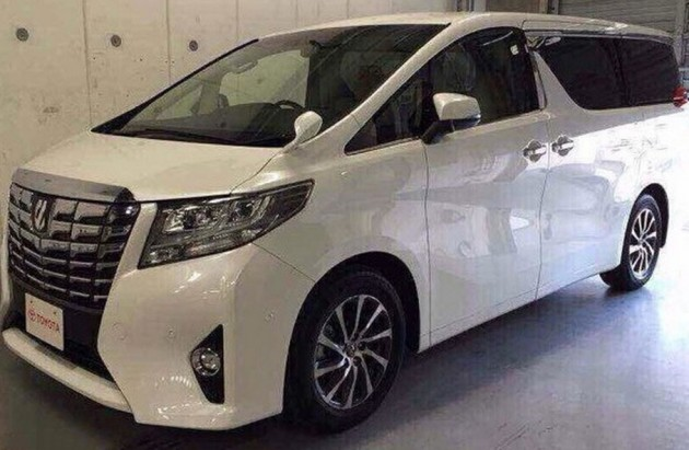 all new alphard facelift kijang innova luxury toyota pix of third generation mpv leaked