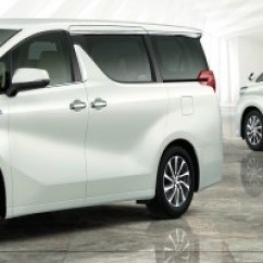 All New Vellfire 2015 Interior Camry Commercial Toyota Alphard And Unveiled Full Details