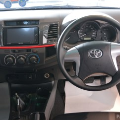 Interior New Agya Trd Ram Radiator Grand Avanza Gallery 2015 Toyota Hilux Sportivo  More Aggressive