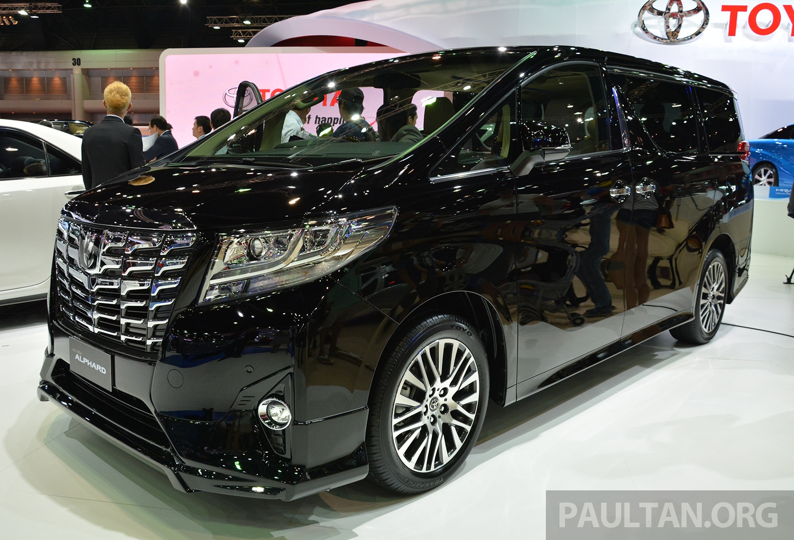 all new vellfire 2015 interior grand avanza 1.3 g m/t toyota alphard launched in thailand live