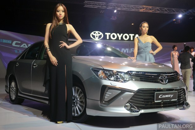 brand new toyota camry hybrid harga grand veloz 2018 2015 launched in malaysia rm150k 175k 6 spd 2 0e 0g rm160k 5 rm175k