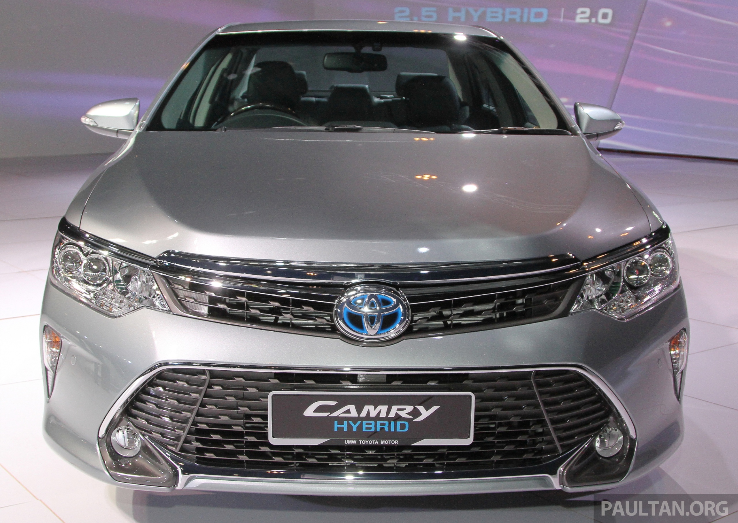 all new toyota camry malaysia 2019 indonesia 2015 launched in  6 spd 2 0e