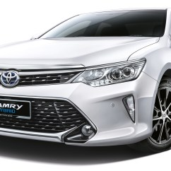 All New Toyota Camry 2019 Malaysia Komunitas Grand Avanza 2015 Launched In Rm150k 175k