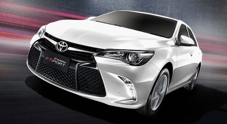 all new camry 2018 thailand olx grand avanza 2016 toyota esport launched in – sportier ...