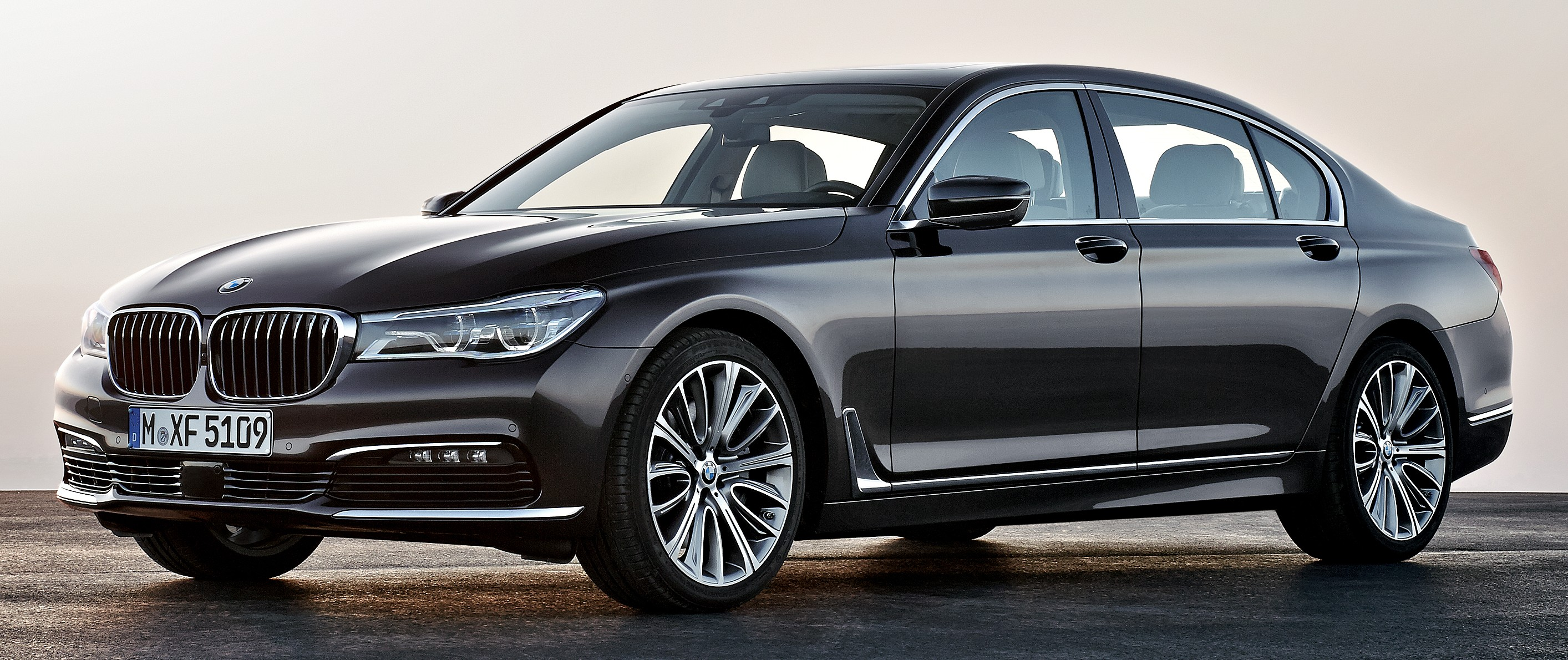 G11g12 Bmw 7 Series Officially Unveiled  Full Details