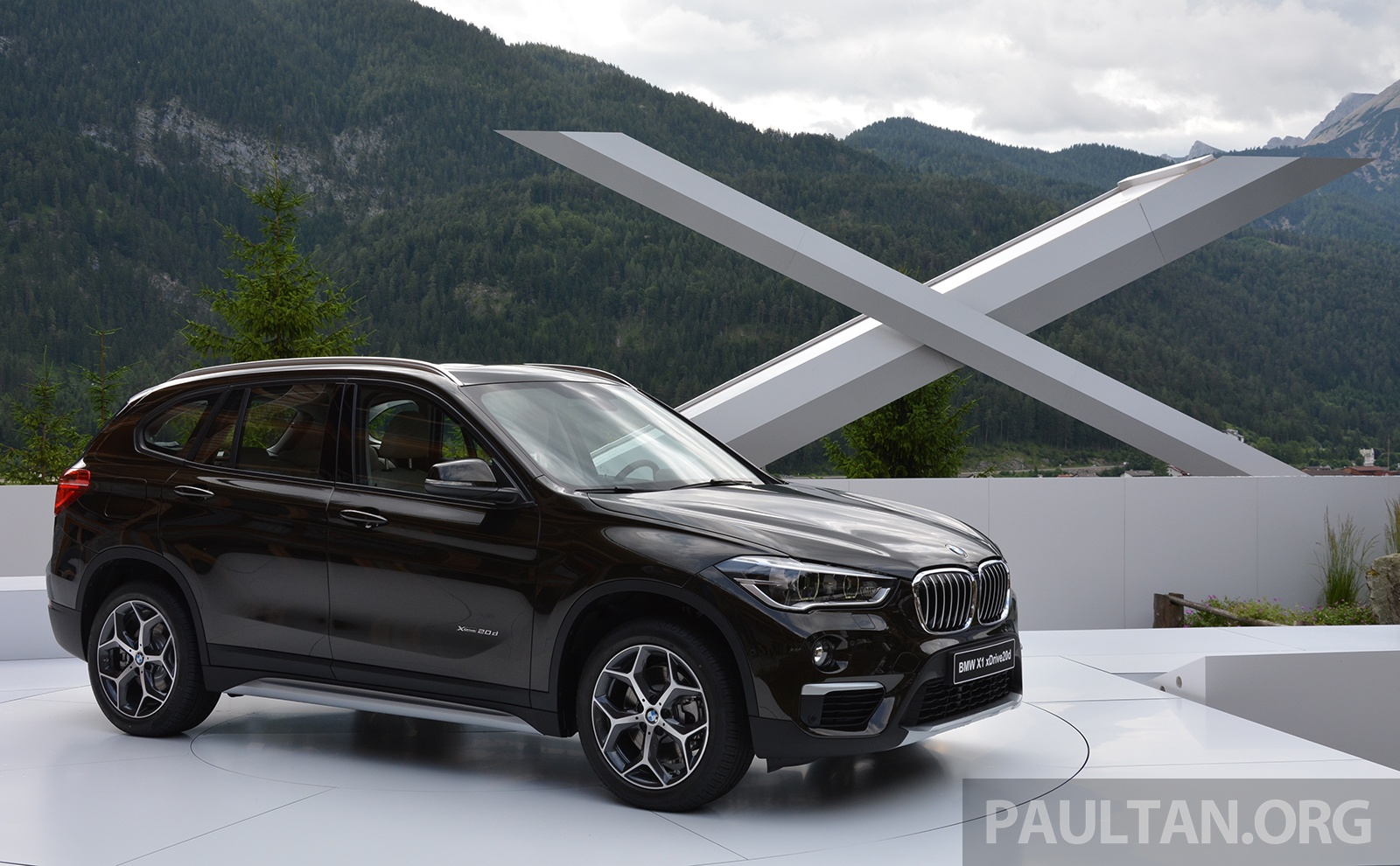DRIVEN 2016 F48 BMW X1 The One To Rule Them All Paul