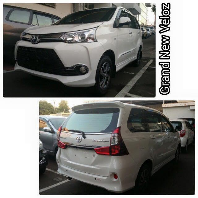 bemper grand new veloz interior avanza g 2016 toyota in indonesia now with 1 3l paul tan image 362703