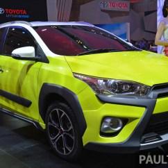New Yaris Trd Heykers Perbedaan Grand Veloz 1.3 Dan 1.5 Giias 2015 Toyota Concept Suv Looks
