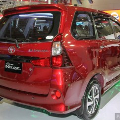 Grand New Avanza Veloz 2015 Agya 1200cc Trd Iims Toyota Facelift From Rm54k Paul Tan Image 368685