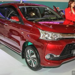 Aksesoris Grand New Avanza 2017 Fitur Veloz Iims 2015 Toyota Facelift  From Rm54k Paul