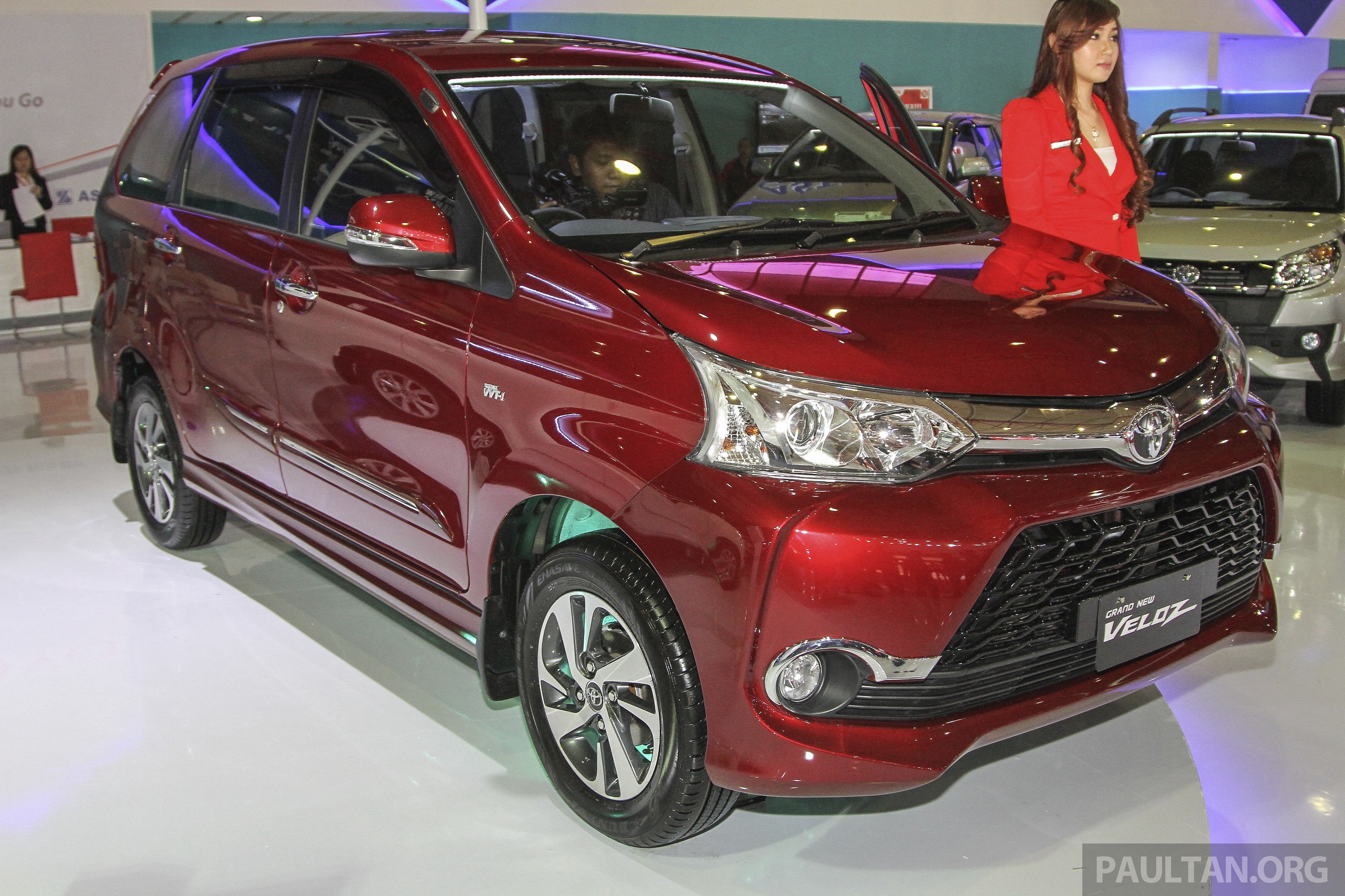 grand new veloz bekas toyota yaris trd sportivo modifikasi iims 2015 avanza facelift  from rm54k paul