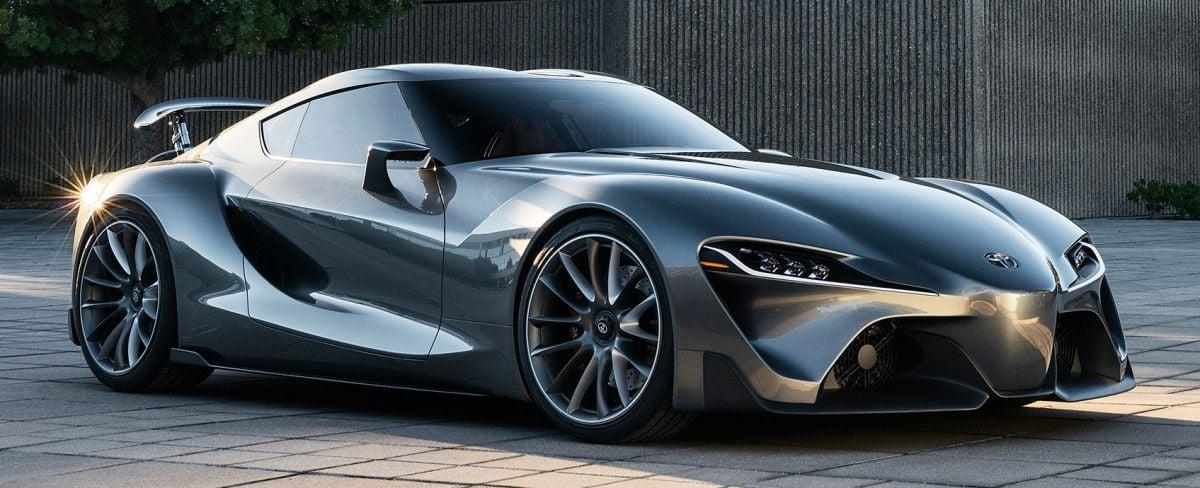 Toyota Supra successor concept to debut in 2016