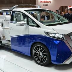 All New Alphard 2020 Warna Grand Avanza Dark Brown Tokyo 2015 Toyota Auto Body Hercule Debuts Paul