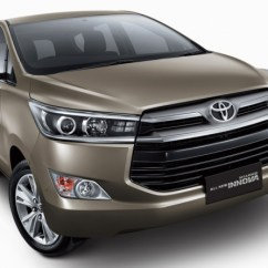 All New Kijang Innova G 2017 Bodykit Grand Veloz 2016 Toyota Officially Revealed In Indonesia