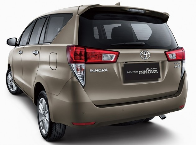 bodykit all new kijang innova grand veloz 1.5 vs mobilio rs 2016 toyota officially revealed in indonesia 2
