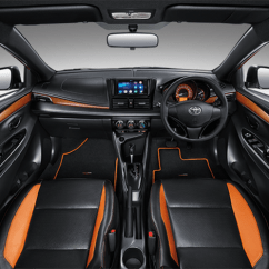 Toyota Yaris Trd Sportivo Interior Foto Mobil Grand New Veloz 2016 Revealed For Thailand 1