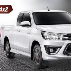 New Toyota Agya Trd Sportivo Spesifikasi Grand Veloz 1.3 Hilux Introduced In Bangkok Image