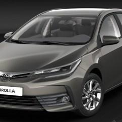 All New Corolla Altis Console Box Grand Avanza 2016 Toyota Facelift Revealed 2017 Debut 01