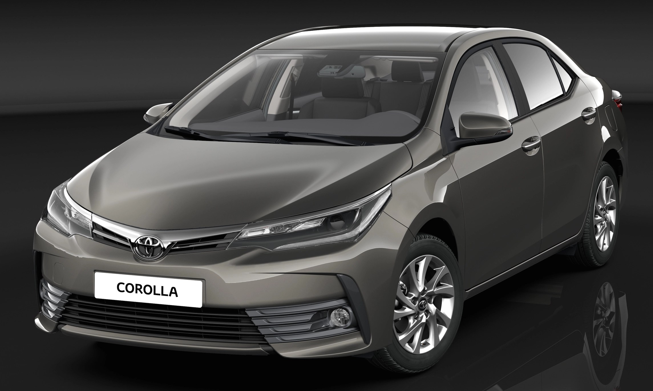 all new corolla altis 2018 toyota yaris trd sportivo 2017 indonesia facelift revealed  debut