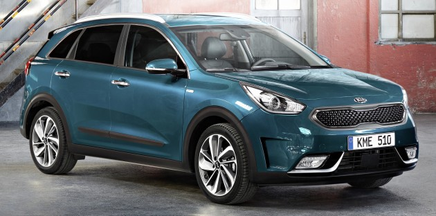 Kia to launch a Rio-based crossover SUV this year
