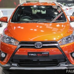 Toyota Yaris Trd All New Innova Venturer 2017 Gallery Sportivo At Bangkok 2016 Image