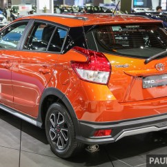 New Yaris Trd 2017 Spesifikasi Grand Avanza Tipe E Gallery Toyota Sportivo At Bangkok 2016 Paul Tan Image 465738