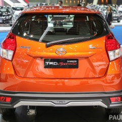 Toyota Yaris Trd All New Camry 2019 Malaysia Gallery Sportivo At Bangkok 2016 Paul