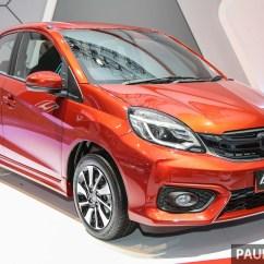 All New Agya Trd 2017 Harga Grand Avanza 2015 Bekas Iims 2016 Honda Brio Satya Facelift Rs Variant
