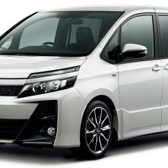 All New Vellfire 2019 Grand Veloz Olx Toyota Noah And Voxy Get Gazoo Racing G's Treatment