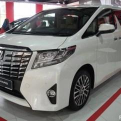 Harga All New Alphard Executive Lounge Perbedaan Toyota Yaris Trd Dan Heykers And Vellfire Malaysian Spec Cars Previewed At Mop Ext 12