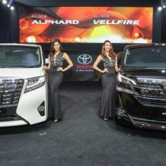 All New Alphard Vs Vellfire Perbedaan Grand Avanza E Dan G 2017 2016 Toyota And Launched In M Sia Rm408k Rm506k Launch 1