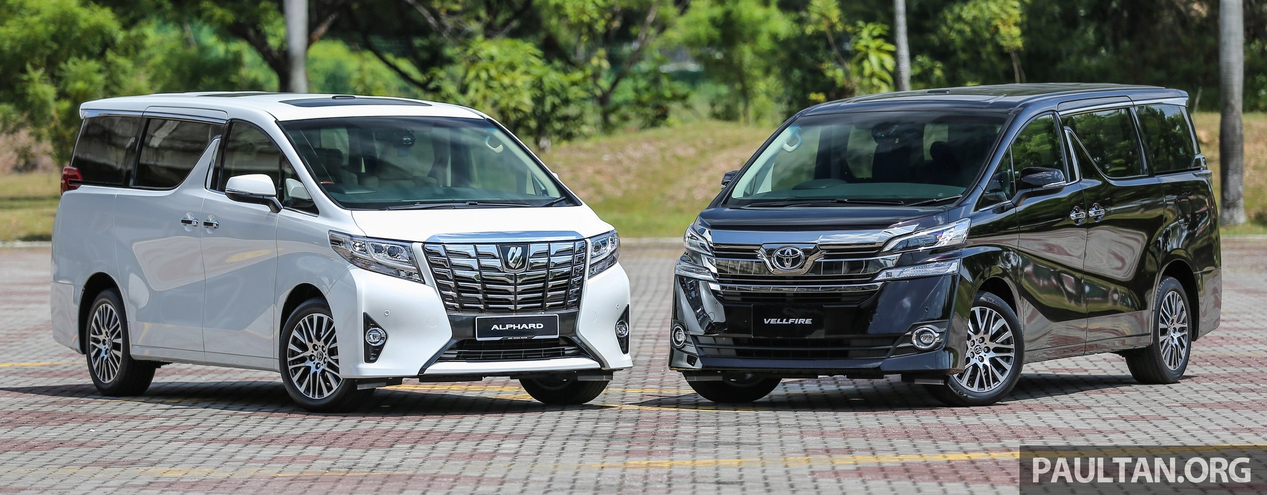all new vellfire price keluhan grand avanza 2014 toyota alphard review and cars for