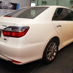 All New Camry Paultan Grand Avanza Matic Gallery Toyota Hybrid Luxury Variant Image 586133