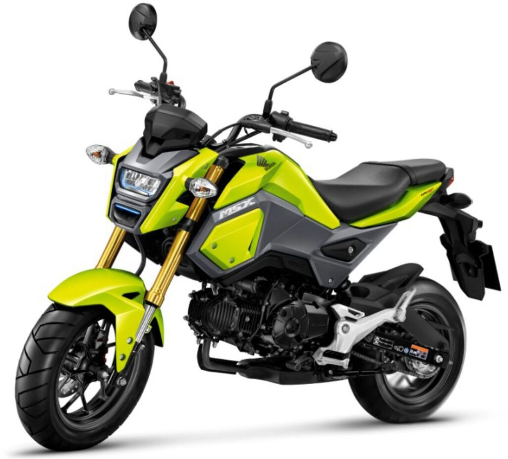 hight resolution of honda msx 125 launched in malaysia rm11 128