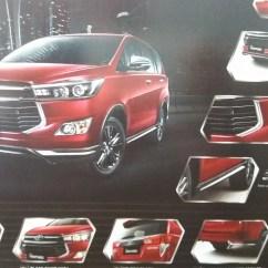 Harga New Innova Venturer 2018 Grand Avanza 2015 Pontianak Toyota Untuk Indonesia Dibongkar Image 597094