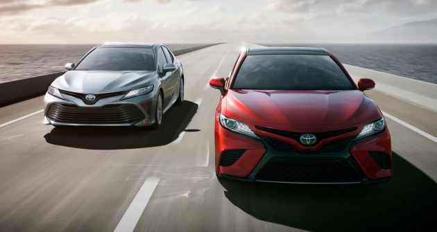 all new camry 2019 harga grand avanza veloz 2018 toyota longer and lower with tnga platform 2 5l vvt ie 8at focus on dynamics