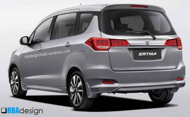 new ertiga vs grand veloz dashboard suzuki set for h1 2018 launch in indonesia the was facelifted 2015 but is largely unchanged from seven seater that first surfaced india 2012 budget mpv sits on