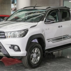 All New Camry Headlightmag Ukuran Ban Grand Avanza Veloz Toyota Hilux To Get An Early Facelift In Thailand
