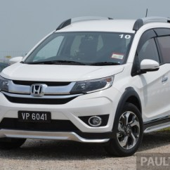 Grand New Veloz Vs Brv Kekurangan Avanza Driven Honda Br V 1 5l Review Seven Seats Family First The Bold Runabout Vehicle Was Seen As A Mildly Disguised Prototype In August 2015 At Inaugural Giias Show And Production Started Early 2016