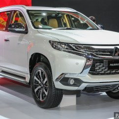 All New Alphard 2017 Indonesia Modif Grand Avanza 2016 Iims Mitsubishi Pajero Sport Now Ckd
